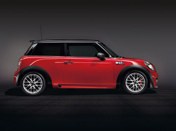 MINI John Cooper Works Gallery Images vIEW