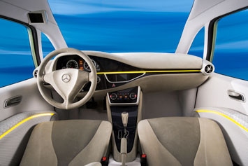 Bionic Car Interior