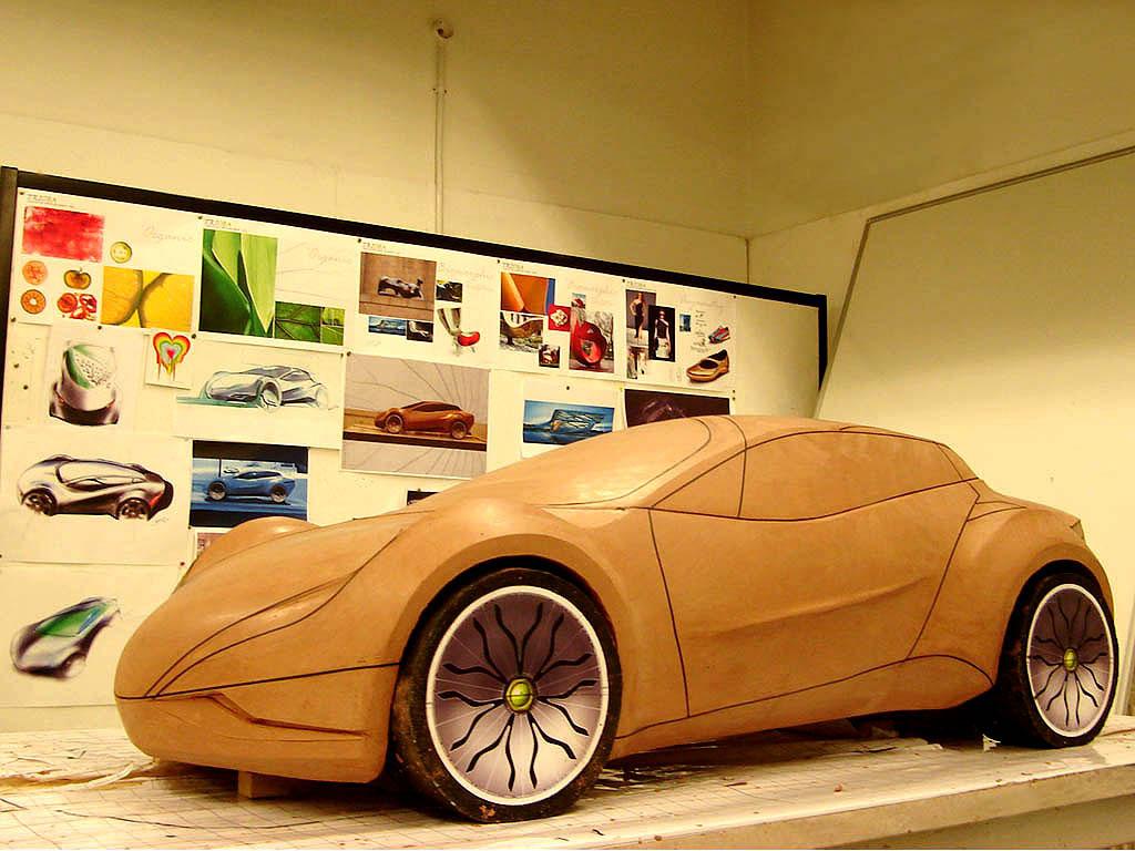 Trioba 2 1 Concept Car Body Design
