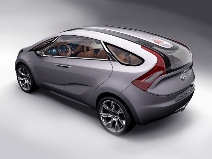 Concept Cars 6 Mar 2008 Hyundai Hed 5 I Mode