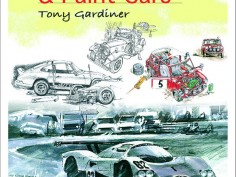 Book: How to Draw and Paint Cars