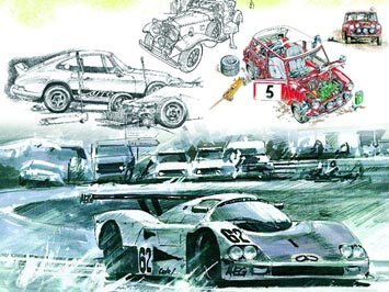 Limited has announced the release of 'How to Draw and Paint Cars