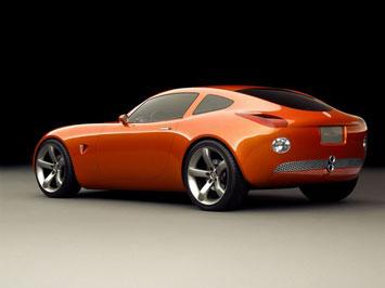 Pontiac Solstice Coupe Car Body Design
