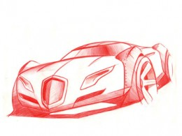 Design Sketch by James Brown
