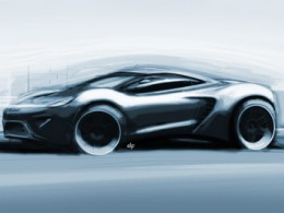 Design sketch by David Fearnley