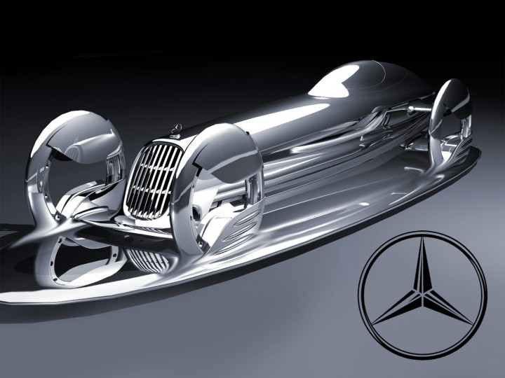 Mercedes-Benz Advanced Design Studio – Irvine, California