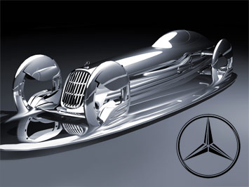 Mercedez Benz on Mercedes Benz Advanced Design Studio     Irvine  California   Car Body