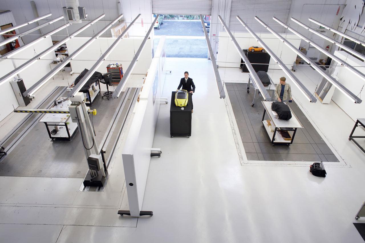Mercedes Benz Advanced Design Studio Irvine California