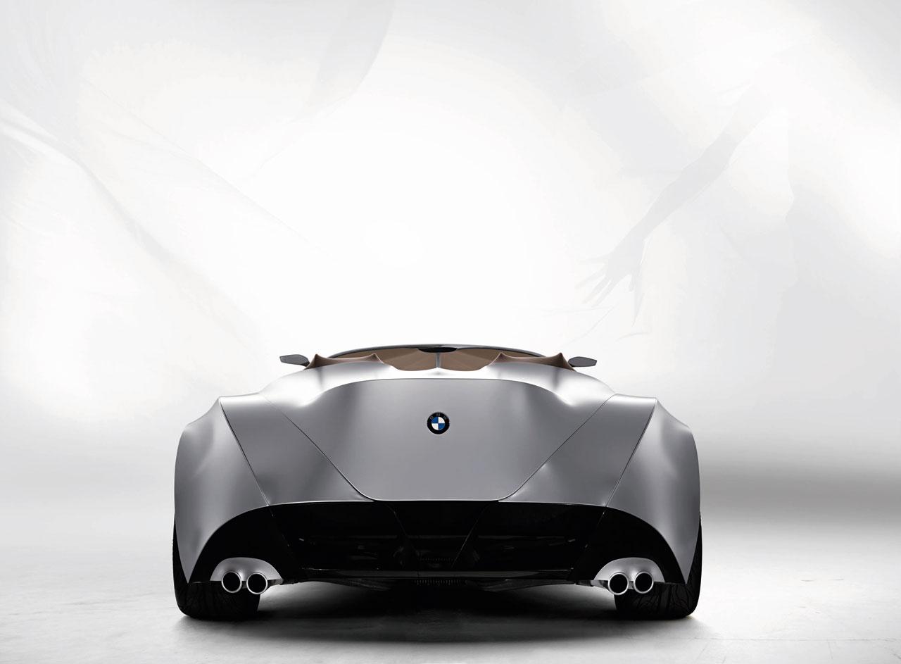 Bmw Gina Light Visionary Model Car Body Design