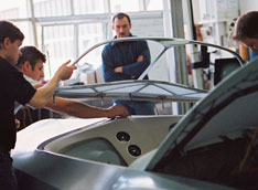 BMW GINA Light Visionary Model - Design Process