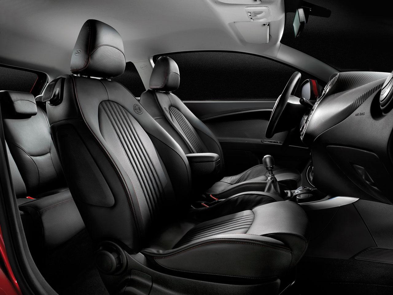Alfa Romeo Mito Interior - Car Body Design