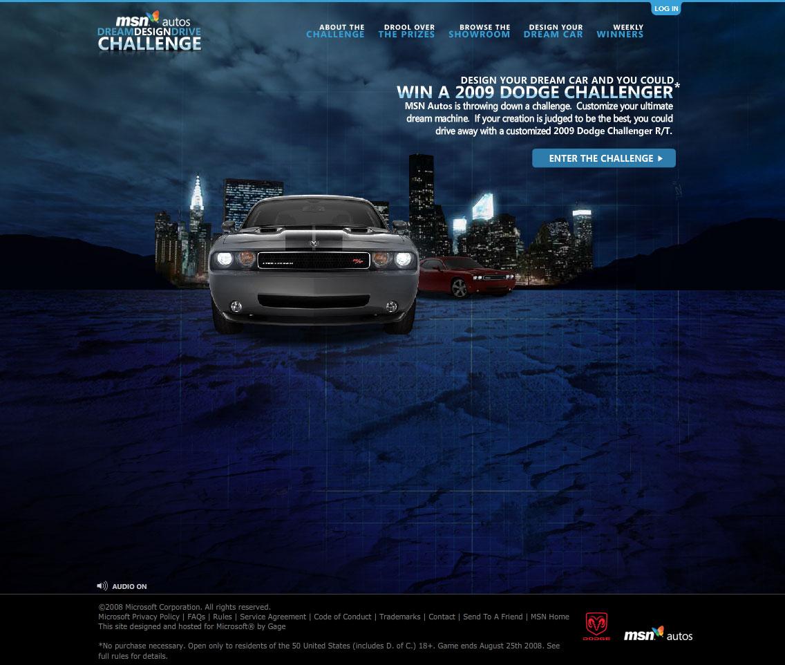 dream design drive challenge car body design