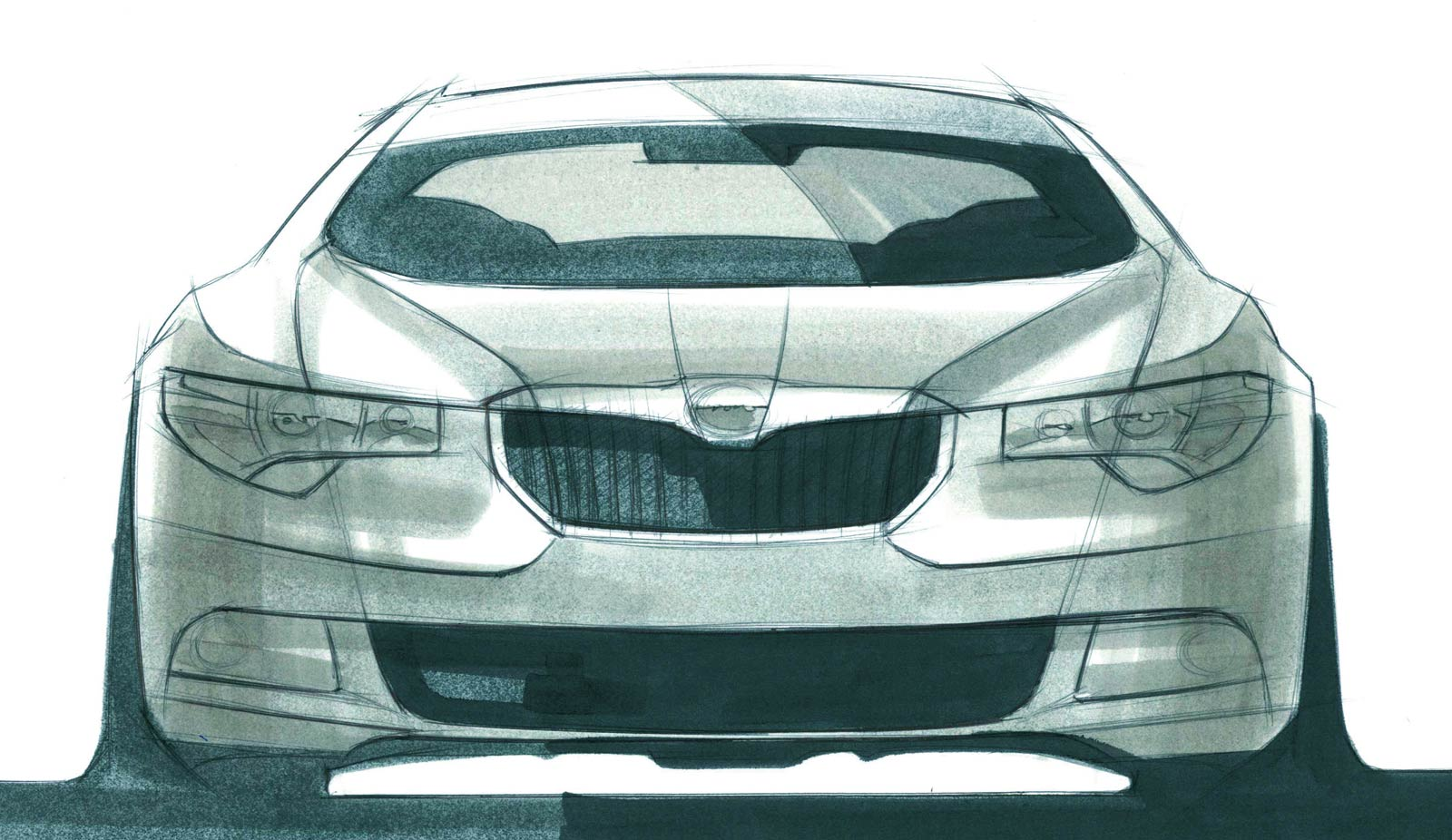 Skoda Superb: design story