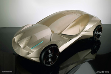 BMW Africa Concept - 1:4 scale model