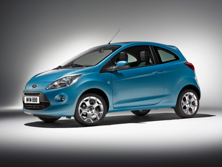 New Ford Ka First Images