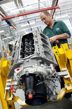 Bentley Arnage V Engine