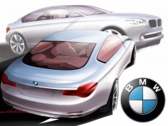 BMW 7 Series: design images