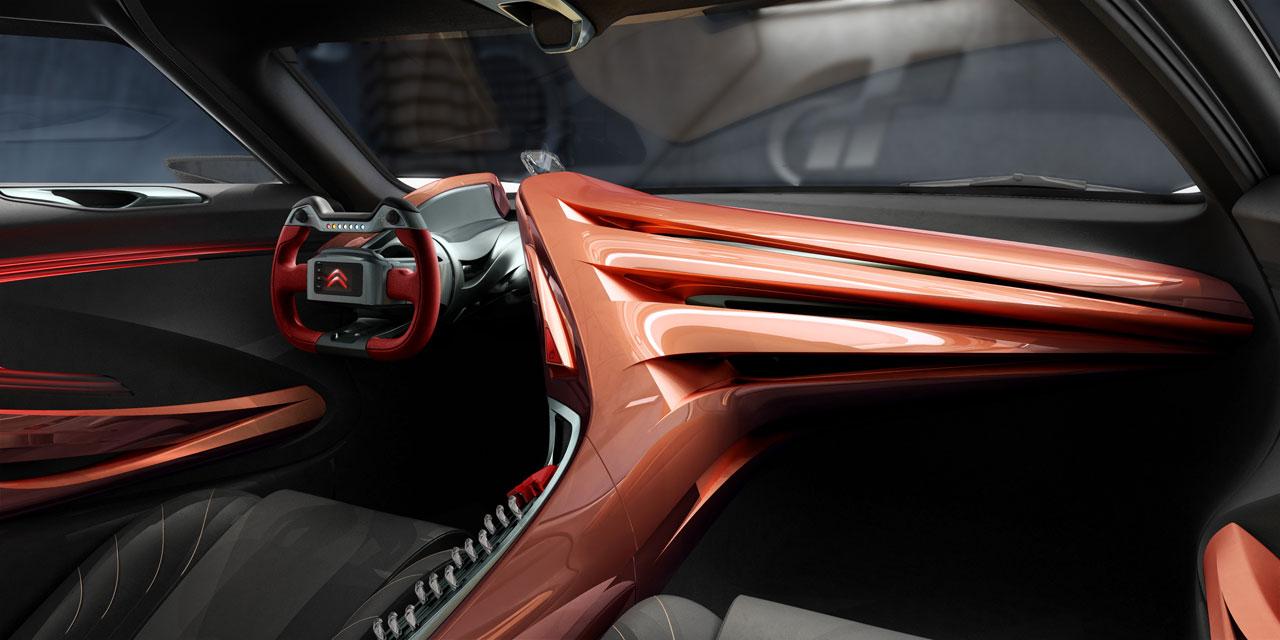 Citro n GT Concept