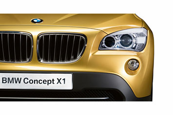 BMW X1 Concept - Page 7 - Car Body Design