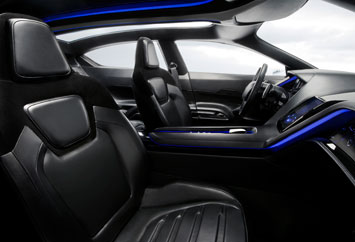 Peugeot RC HYmotion4 Interior 1