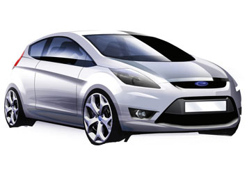 Ford Fiesta: design story - Image Gallery