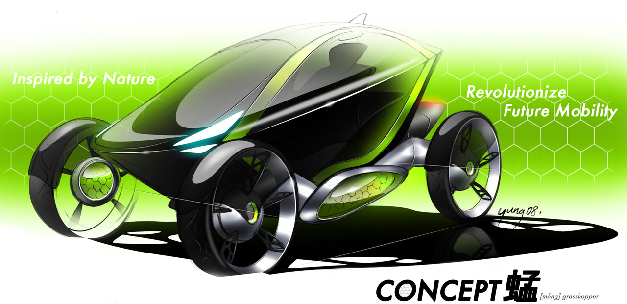 Insecta Concept