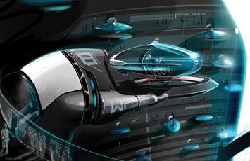 Audi R25 - Digital Painting