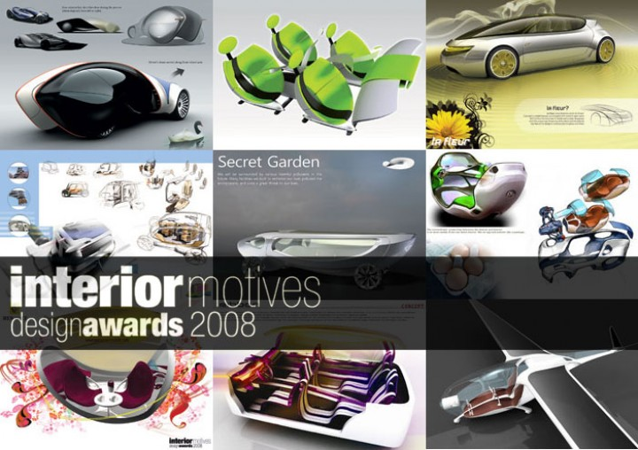Exceptional Exclusive: Interior Motives Design Awards 2008
