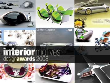 Exclusive: Interior Motives Design Awards 2008 - Car Body Design