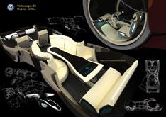 VW T6 Concept - Design Panel