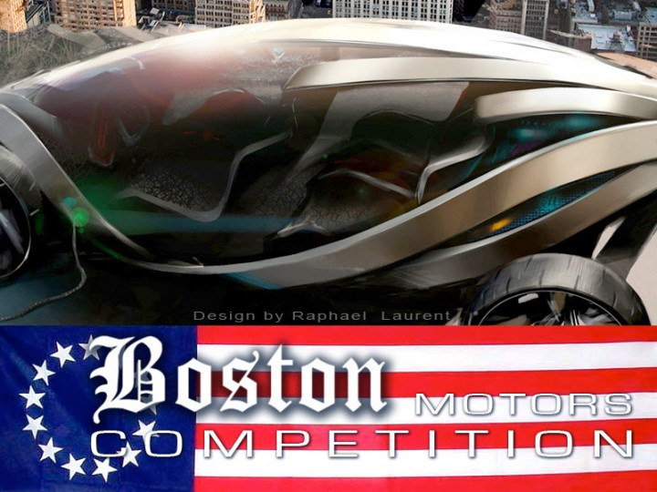 Boston Motors Design Competition