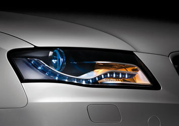 Audi A4 LED Headlight