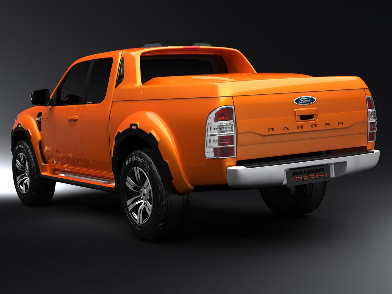 Ford Ranger Max Concept | Thaicardesign