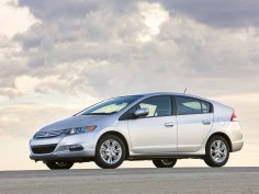 Honda Insight: first image