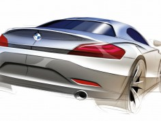 Bmw Z4: design images