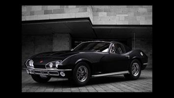 Dodge Viper Concept 1967 - Car Design