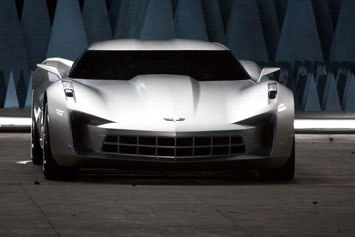 Corvette Stingray Concept