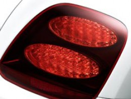 Bentley Continental Supersports tail light