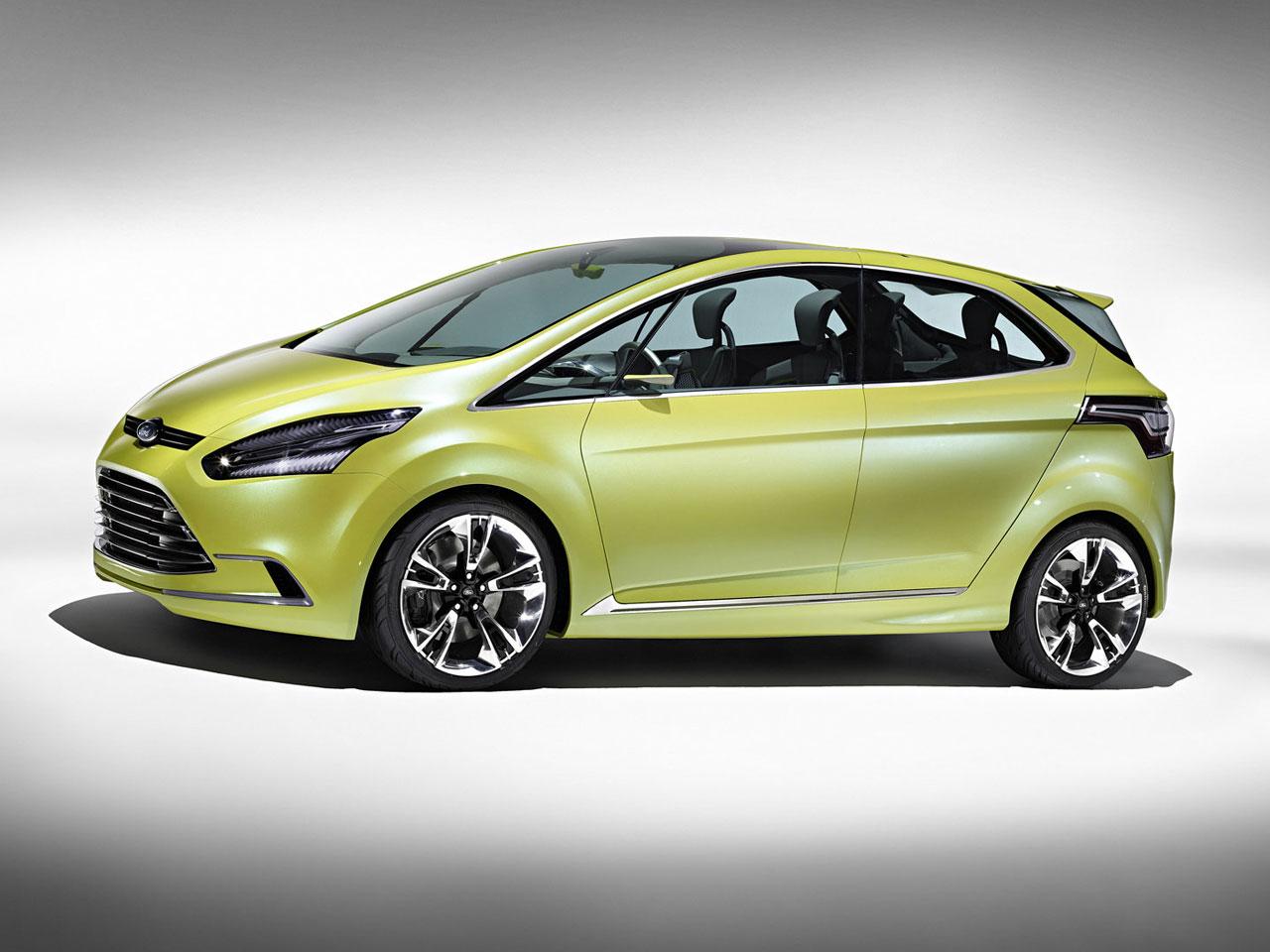 Ford iosis MAX Concept - Car