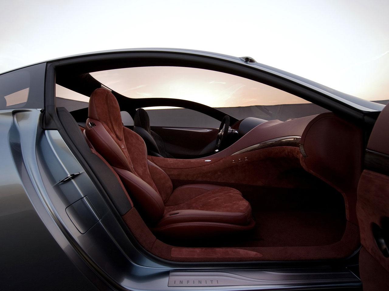 infiniti essence concept interior car body design. Black Bedroom Furniture Sets. Home Design Ideas