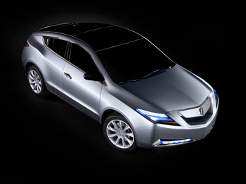 Acura ZDX Concept - Image Gallery