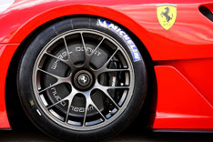 Ferrari 599XX - Wheel