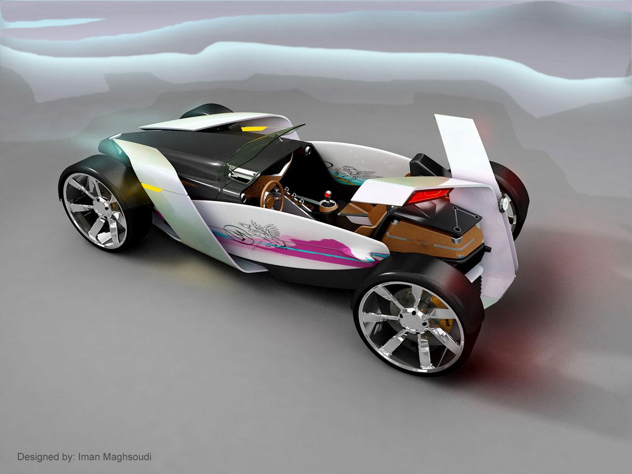 Как на самом деле работают автомобильные дизайнеры. DRIVE 2 43