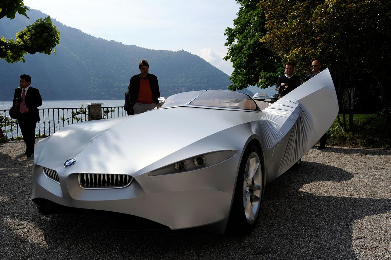 BMW GINA Concept Cars