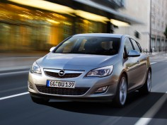 New Opel Astra: first images