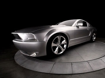 Interior Design Jobs  on Iacocca Silver 45th Anniversary Edition Ford Mustang   Car Body Design