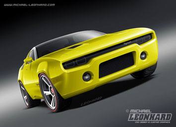 Plymouth Road Runner Concept