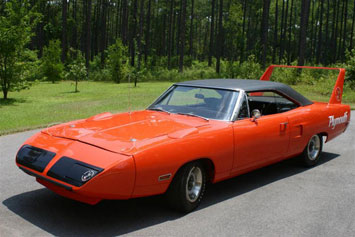 Plymouth Road Runner Concept Car Pictures  Car Canyon