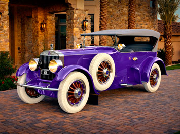 1919 Pierce Arrow