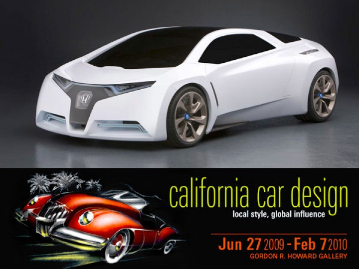 California Car Design Exhibition